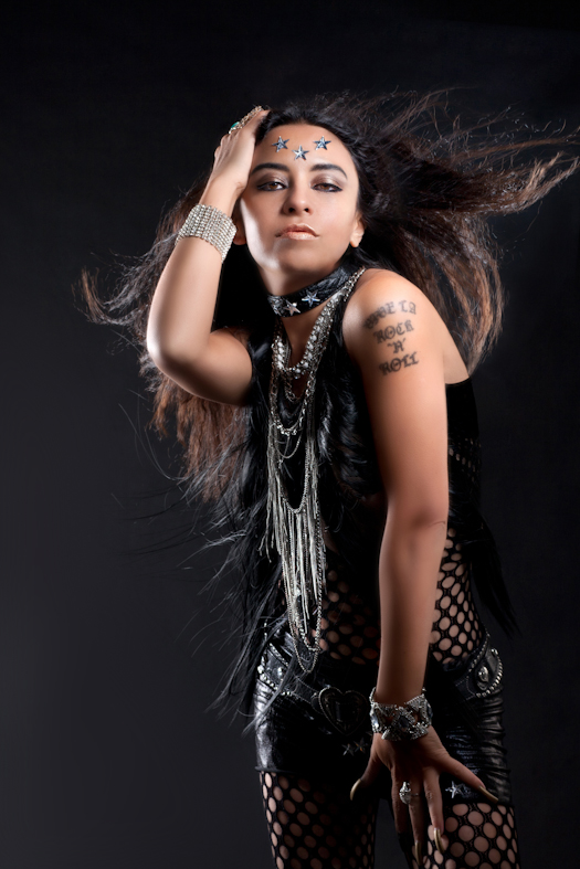 Kelli Ali 2013 Band OF Angels Promo Pic