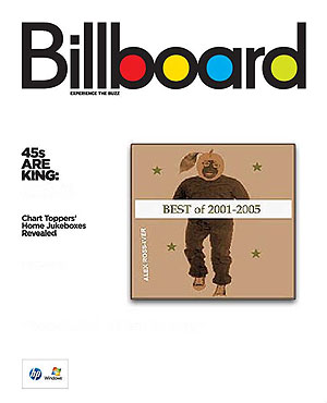 click to read/review Alex's DISCOGRAPHY on  BILLBOARD.com